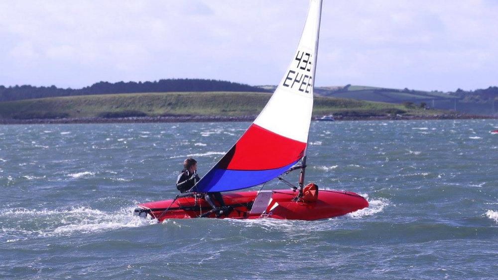 Coleraine Grammar | Sailing success